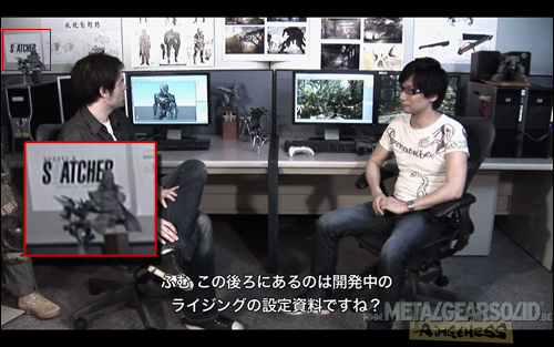 Sdatcher à l'E3 2011