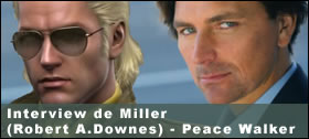 Dossier - Interview de Miller (Robert A.Downes)