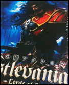 Affiche Castlevania Lords of Shadow