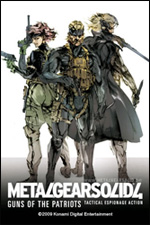 Wallpaper Metal Gear Solid Touch