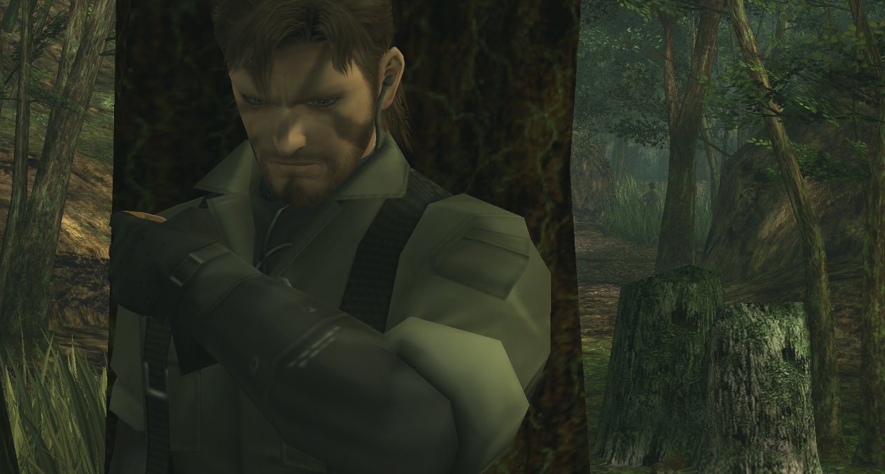 Metal Gear Solid 3 en HD