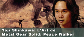 Dossier - Yoji Shinkawa: L'Art de Peace Walker