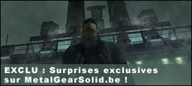 Dossier - Surprises exclusives sur MGS.be !