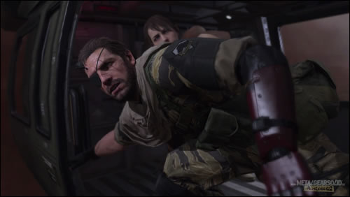 Metal Gear Solid V : The Phantom Pain s'annonce vraiment très long