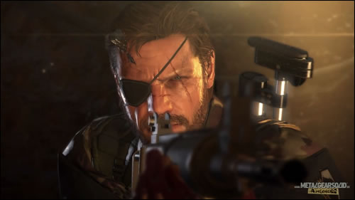 Gamescom 2015 : Notre galerie d'images du trailer de Metal Gear Solid V : The Phantom Pain