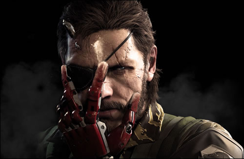 Des images pour MGSV The Phantom Pain, A Hideo Kojima Game