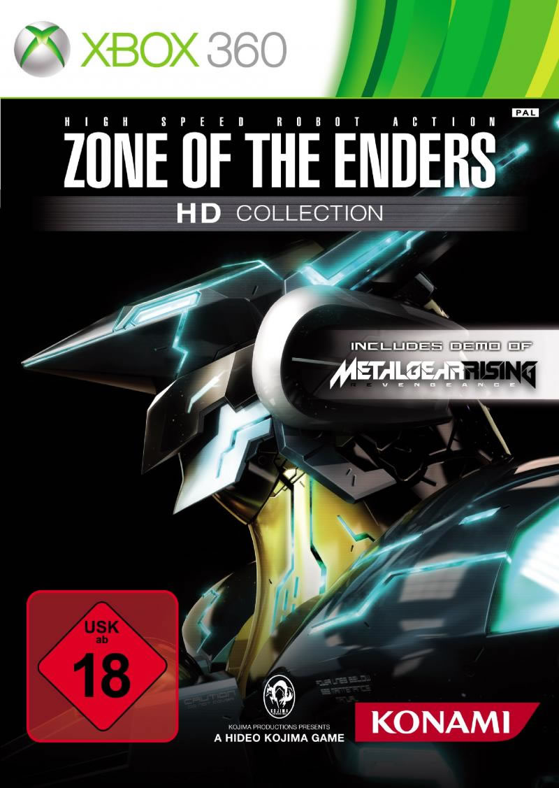 Zone of the Enders HD Collection en approche