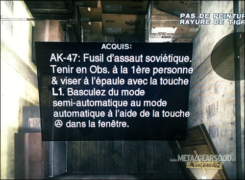 Metal Gear Solid HD Collection : étranges rencontres