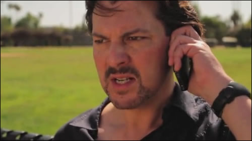 David Hayter The Hostage Trials