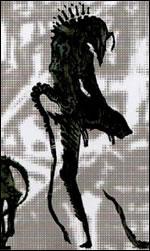 Un artwork pour le Projet Ogre Yoji Shinkawa