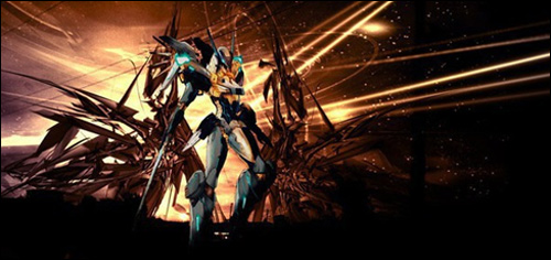 Zone of the Enders E3 2011