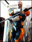 Figurine Play Arts Kai de Gray Fox Cyborg Ninja