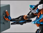 Figurine Jehuty Zone of the Enders