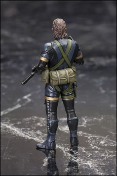Les petites figurines Kotobukiya de Metal Gear Solid V : Ground Zeroes datées