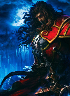 Castlevania Lords of Shadow artwork