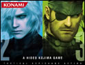 artworks Metal Gear Solid HD Collection PS Vita