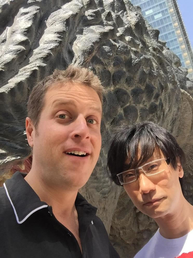 Hideo Kojima sur Twitter : Back to business !