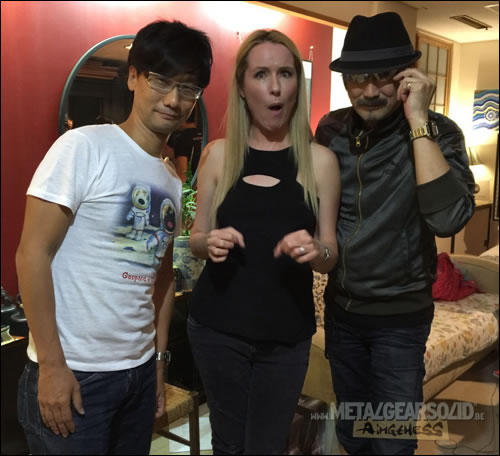 Interview with Donna Burke, singer of Metal Gear Solid V: The Phantom Pain's theme song