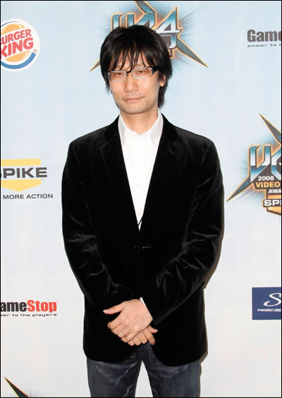 Hideo Kojima aux Video Game Awards