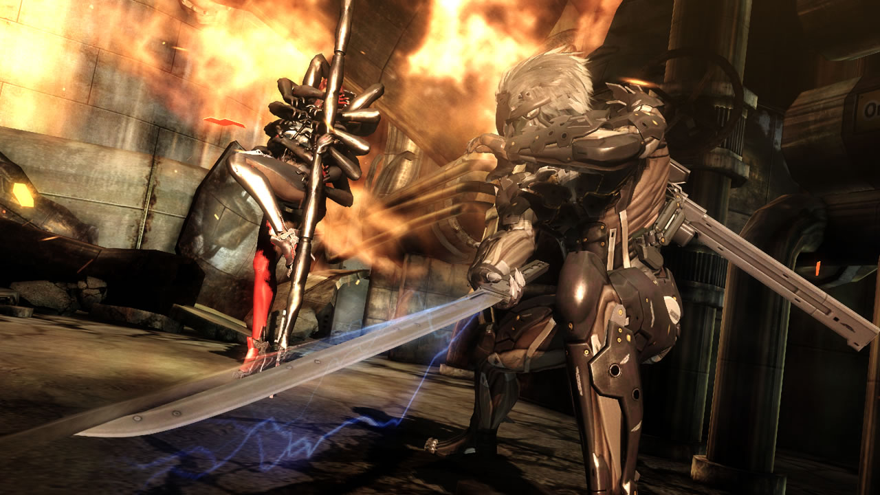 Images pour Metal Gear Rising Revengeance