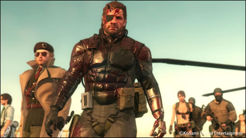 Le trailer de lancement de MGSV : The Phantom Pain est enfin disponible !