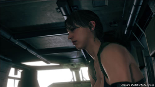 MGSV The Phantom Pain : Keep Quiet and Carry On