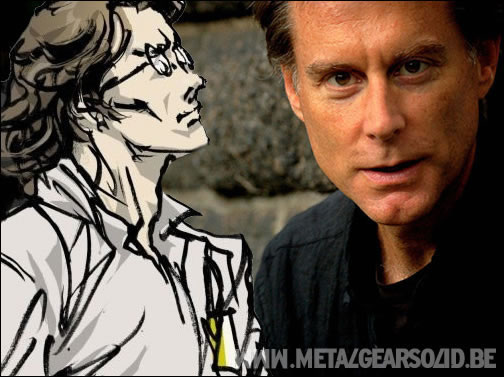 Interview Christopher Randolph Metal Gear Solid