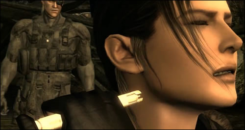 Interview Jennifer Hale Metal Gear Solid