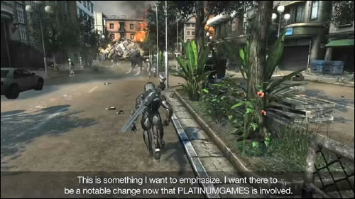 the truth behind Metal Gear Rising Revengeance