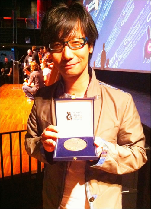 Hideo Kojima Gamelab Barcelone 2011