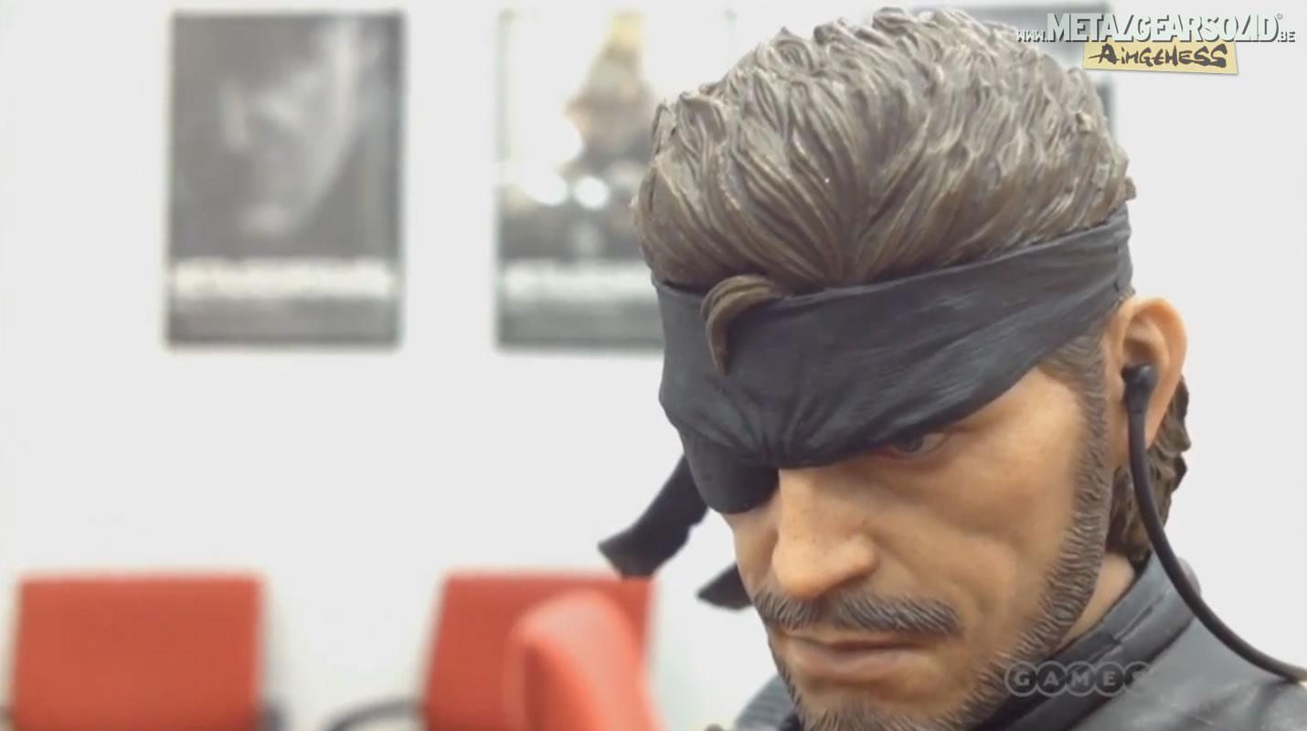 Metal Gear Solid V - Le photoréalisme à travers les yeux du FOX