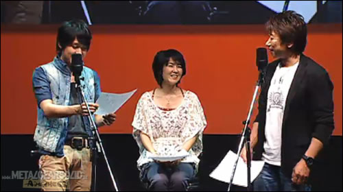 TGS 2011 - Kojima Productions Special Stage 3 ZOE