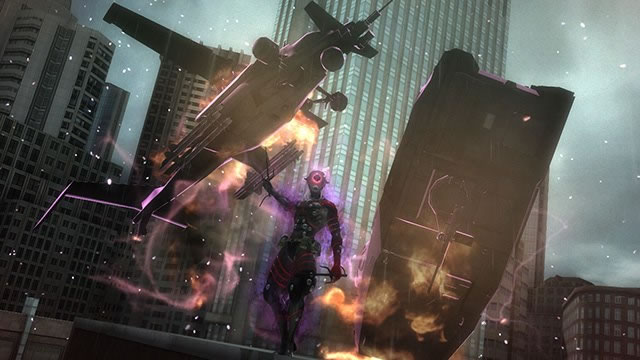 Metal Gear Rising Revengeance se tranche en images