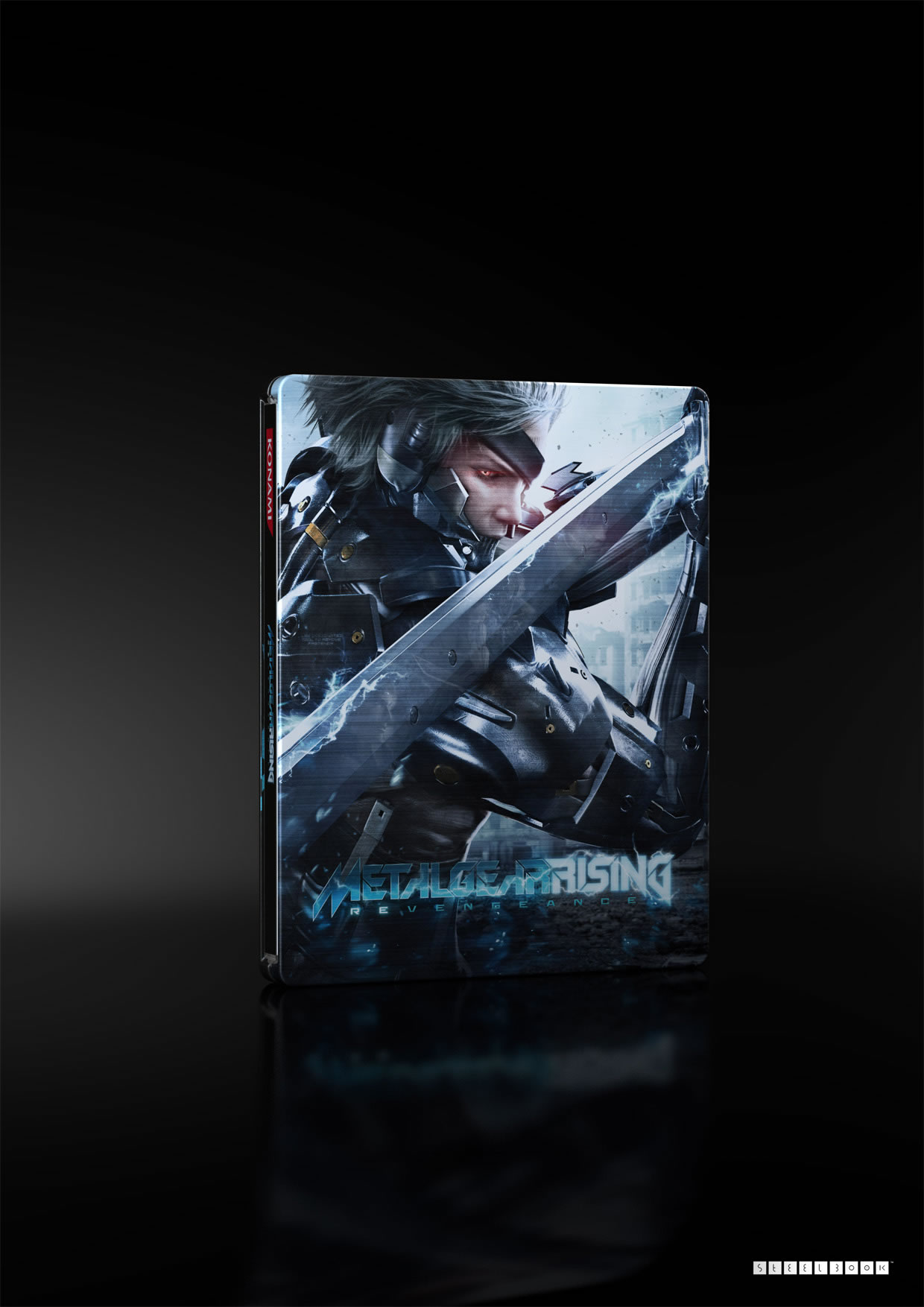 Le collector européen de Metal Gear Rising Revengeance