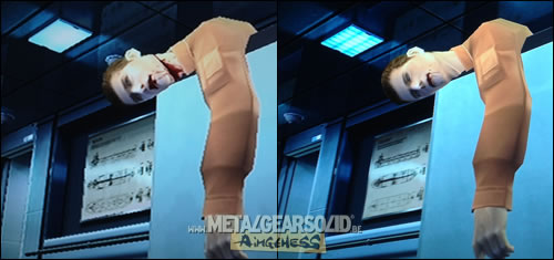 Censure Metal Gear Solid 2 Tanker Discovery