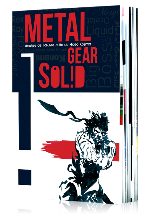 Metal Gear Solid : Analyse de l'oeuvre culte de Hideo Kojima Pix'n Love