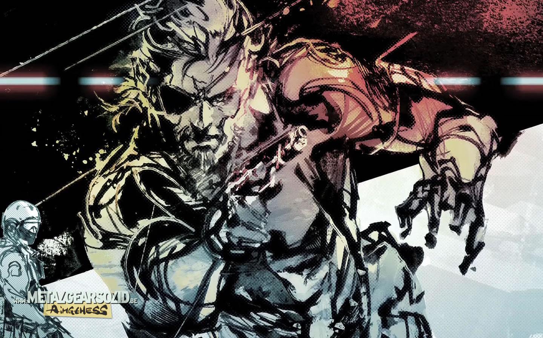Metal Gear Solid Artwork: Artworks De Metal Gear Solid : Ground Zeroes -- Metal Gear