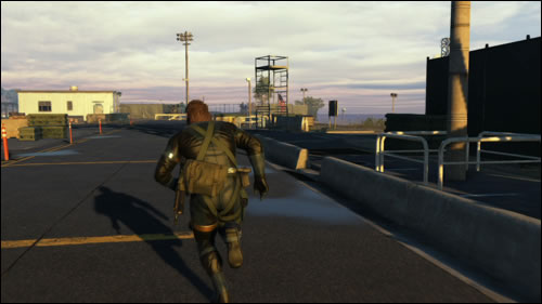 TGS - Quatre nouvelles images de Metal Gear Solid : Ground Zeroes
