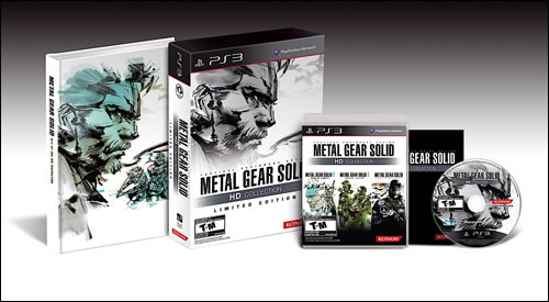 Metal Gear Collection 2014 en approche au TGS