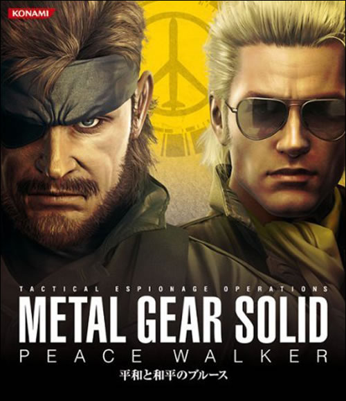 L'audio drama de Peace Walker traduit en anglais dans la version japonaise de Metal Gear Solid V : Ground Zeroes