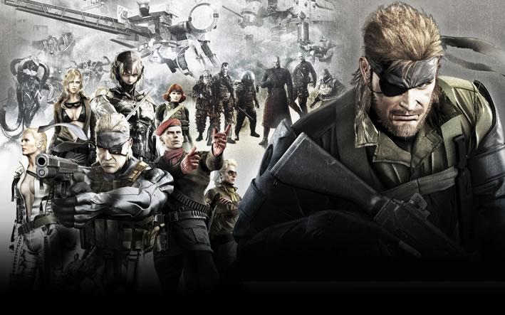Retour sur les artworks de Metal Gear Solid Social Ops