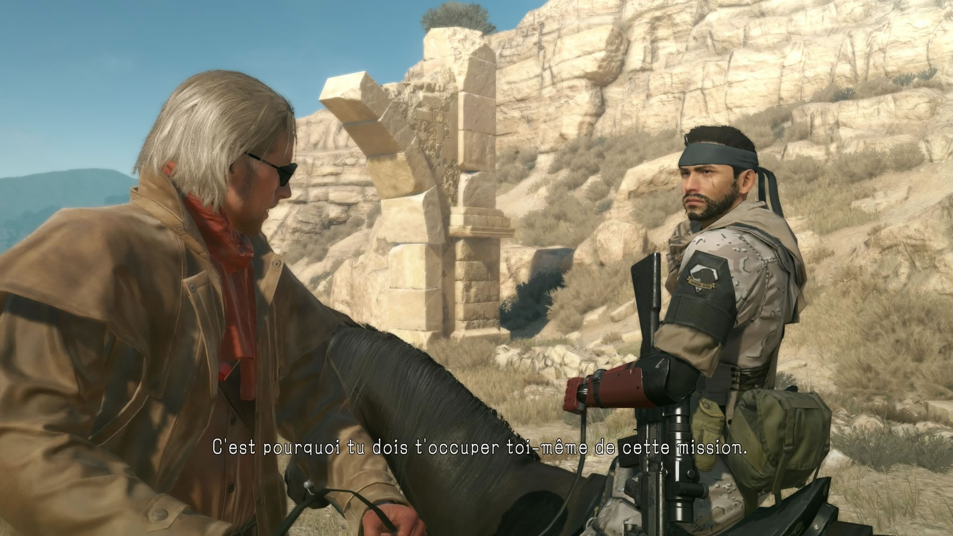 Analyse de Metal Gear Solid V : The Phantom Pain, le mal aimé
