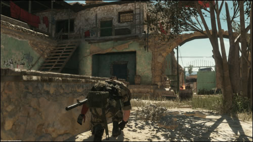 Premières impressions sur le gameplay de Metal Gear Solid V : The Phantom Pain