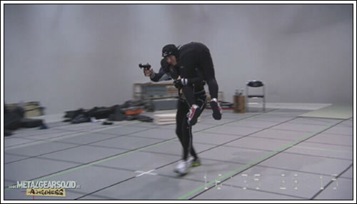 Un making of de Metal Gear Solid V : The Phantom Pain dans le magazine CGWorld