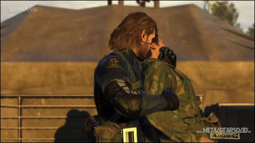 Metal Gear Solid V : No Snake, no life - Walkman