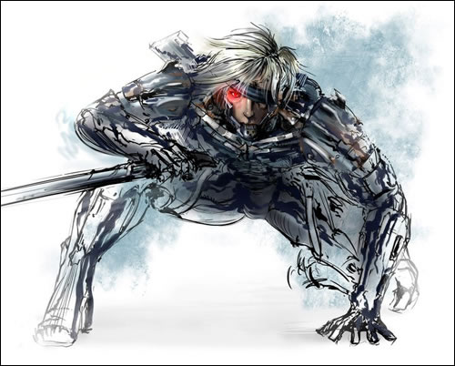 Metal Gear Solid Art Contest