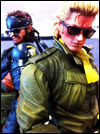 Kaz et Snake Figurines Comic Con