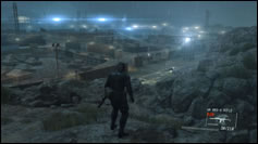 Comparaison Metal Gear Solid V : Ground Zeroes PS4 et PC