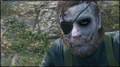 Metal Gear Solid Mgsv Gz Quand Big Boss Et Skull Face