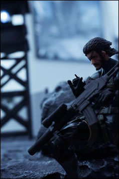 Metal Gear Solid V : le monde de Ground Zeroes fait maison